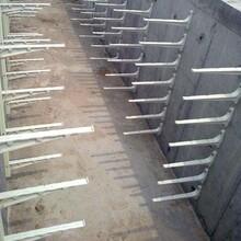 电缆支架玻璃钢铁路预埋支架重量图片