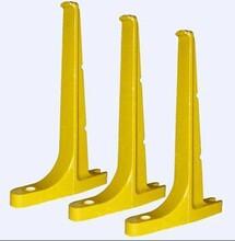 专业生产玻璃钢通信三连式支架电缆支架图片
