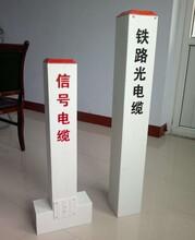标志桩玻璃钢废气排气口保护桩可订做图片