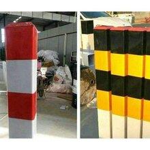 玻璃鋼標志樁生產廠家交通警示牌圖片