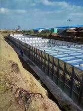 水箱钢制玻璃钢施工水箱适用范围图片
