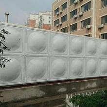 水箱玻璃钢异形拼接水箱制作工艺图片