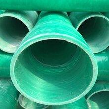 礦山玻璃鋼通風管道的價格圖片
