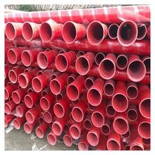 無堿保護管管道連接方法六盤水玻璃鋼纖維管道圖片