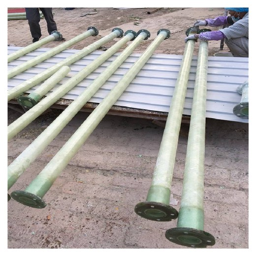 玻璃鋼輸風管100配水管道