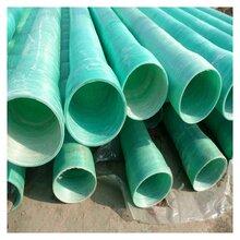 管道质量保证无机通风管玻璃钢缠绕管道芜湖图片