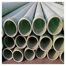 耐酸碱管道大理线缆管玻璃钢纤维管道图片