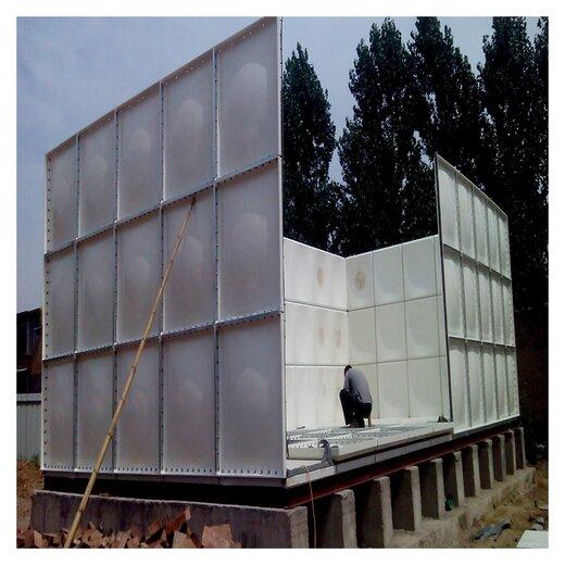 南昌工業天臺水箱玻璃鋼水箱霈凱