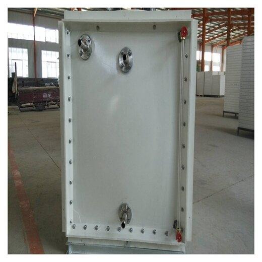 咸陽房頂混合水箱霈凱不銹鋼開式水箱