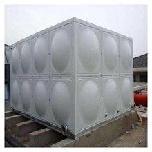调节水箱榆林小型玻璃钢水箱霈凯水箱图片