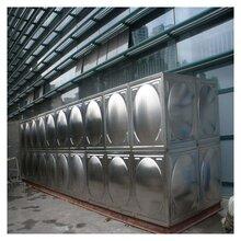 密閉玻璃鋼矩形水箱哈爾濱消防水箱圖片
