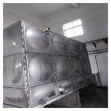 深圳不銹鋼消防水箱霈凱40立水箱直銷圖片