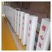 交通道路警示樁鶴崗玻璃鋼安全標示樁霈凱標志樁