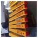 上海玻璃鋼警示樁霈凱標志樁指示標志樁