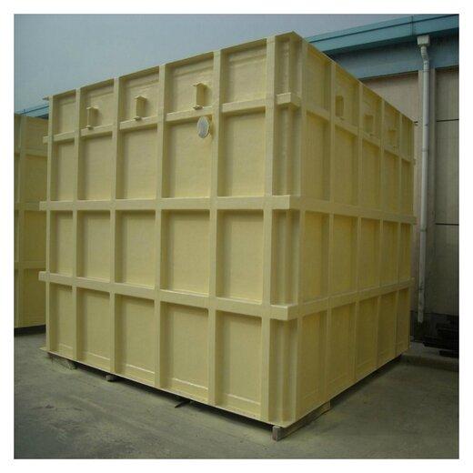 黃石鍍鋅水箱生產屋頂消防水箱廠家