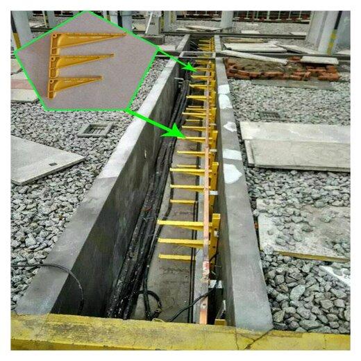 隧道電纜托架盤錦玻璃鋼電纜支架生產廠