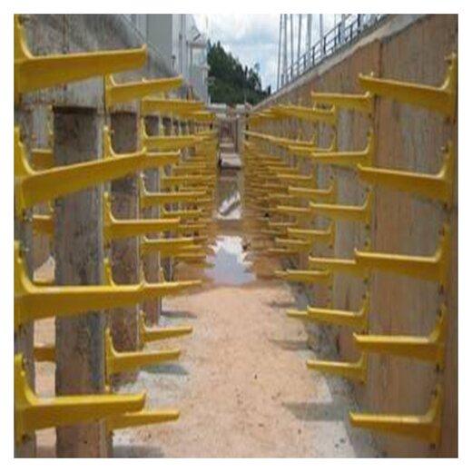 450電纜支架規格瀘州玻璃鋼電纜托架生產廠家