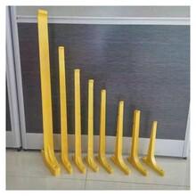 杭州阻燃玻璃鋼高壓電纜支架霈凱抗震電纜托架圖片