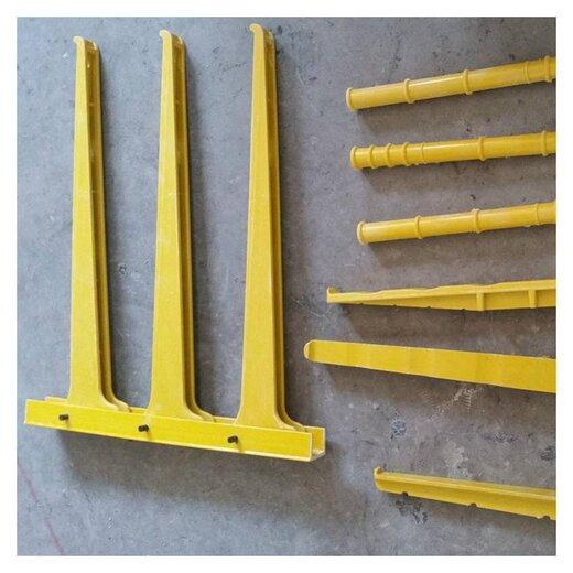 廠家供應墻面電纜托架陽泉玻璃鋼電纜支架設計簡單