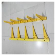 南京直銷玻璃鋼溝內電纜托架霈凱承插式電纜支架圖片