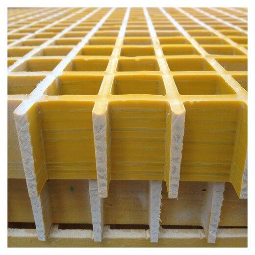 25雙層格柵玻璃鋼圍欄格柵
