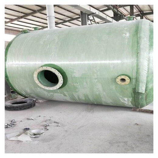 豬廠30方化糞池SMC模壓化糞池