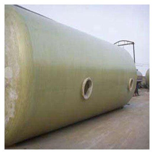 玻璃鋼工業用消防化糞池75方沉淀池