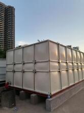 南京酒店供水水箱霈凯标准304不锈钢水箱图片