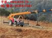挖坑起重设备拖拉机钻孔起重机拖拉机吊车钻孔机