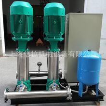德國威樂水泵MVI5204-3/16/E/3-380-50-2不銹鋼節能變頻給水增壓泵