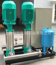 采購德國威樂水泵MVI5209-3/25/E/3-380-50-2小區供水變頻增壓泵組
