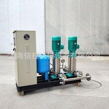 供應德國威樂水泵MVI5207-3/25/E/3-380-50-2小區供水加壓設備