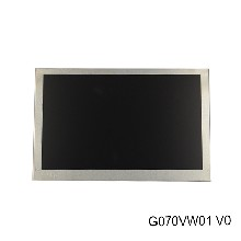 友达7寸工控宽温液晶屏G070VW01V0