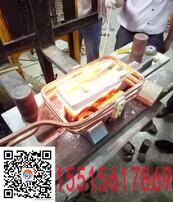 中頻焊接設備,中頻焊接機,盾構刀具焊接設備,盾構刀具焊接工藝圖片