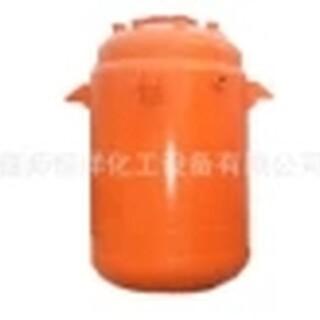 不锈钢化工热熔胶电加热反应釜反应罐搪瓷设备搅拌釜图片6