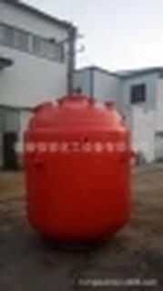 不锈钢化工热熔胶电加热反应釜反应罐搪瓷设备搅拌釜图片5