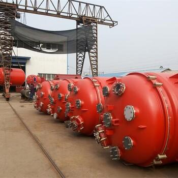 3000L电加热搪瓷反应釜,质量保证,价格公道
