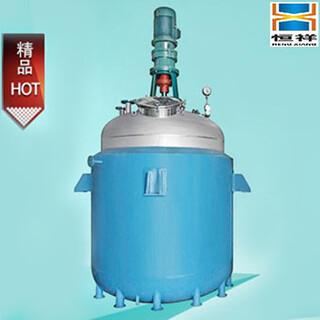 3000L内盘管树脂反应釜不锈钢反应釜图片5