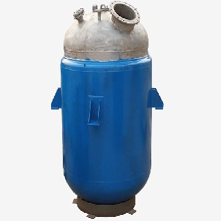3000L内盘管树脂反应釜不锈钢反应釜图片2