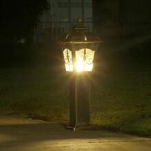 石家庄太阳能草坪灯家用户外庭院灯小区草地路灯欧式防水别墅花园草坪灯