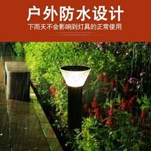 石家庄太阳能草坪灯感应LED室外景观别墅花园草地灯家用户外防水庭院灯