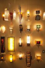 鹿泉市LED灯具2017年最新款室内太阳能墙壁灯