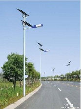 邢台同辉新农村太阳能路灯4米5米6米户外灯寿命长高亮度