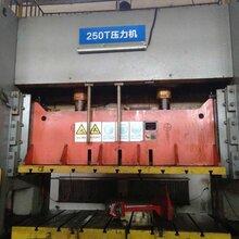 急售二手闭式双点压力机JM36-250吨