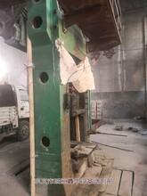 双盘摩擦压砖机J67-315吨二手处理图片