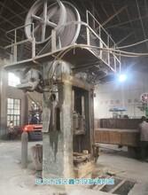 二手J67-400吨双盘摩擦压砖机闲置转让图片
