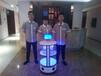 餐車租賃供給者送餐機器人傳菜迎賓機器人