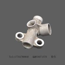 武汉模具厂家提供机电配件铝合金外壳压铸模