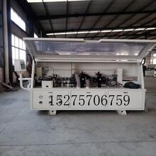 木工机械半自动封边机半自动斜修封边机价格及功能