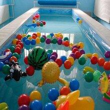 郑州儿童游泳池厂家告诉你婴儿游泳好不好